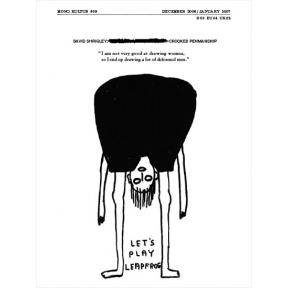 mono.kultur #09: David Shrigley