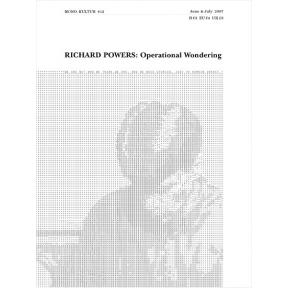 mono.kultur #12: Richard Powers