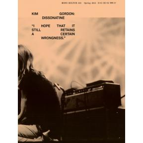 mono.kultur #33: Kim Gordon