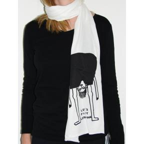 mono.editionen #01: Shrigley Scarves / 01