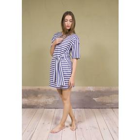 Stripe Tie Dress