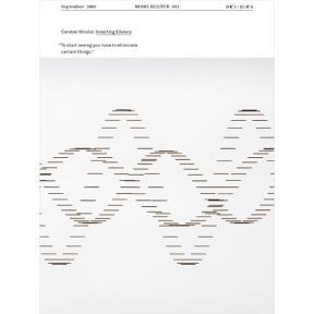mono.kultur #01: Carsten Nicolai