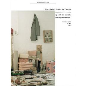 mono.kultur #02: Frank Leder