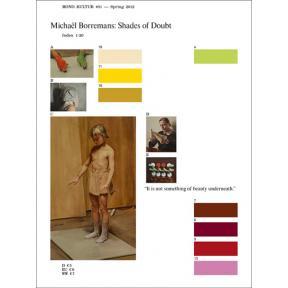 mono.kultur #31: Michaël Borremans