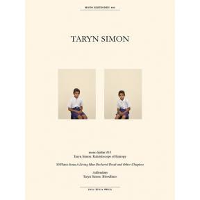mono.editionen #03 / Taryn Simon