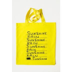 mono.editionen #01: Shrigley Tote Bags / Sunshine Yellow